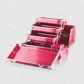 3단 가방 [핑크]
