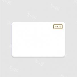PCD 가죽 연습판