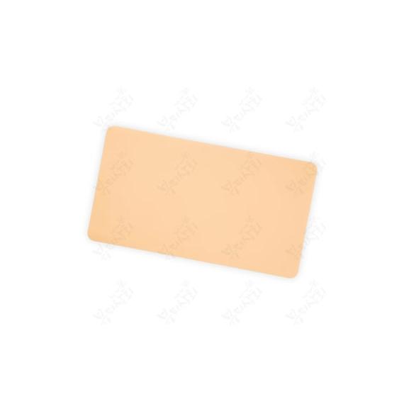 무지연습고무판 [노랑] 大